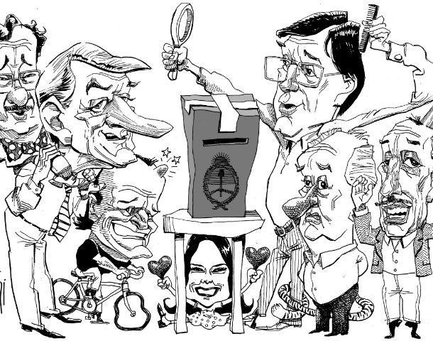 Urnas, ciclos políticos y el poder