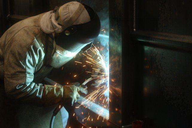 La actividad industrial encabezó las subas con un 84