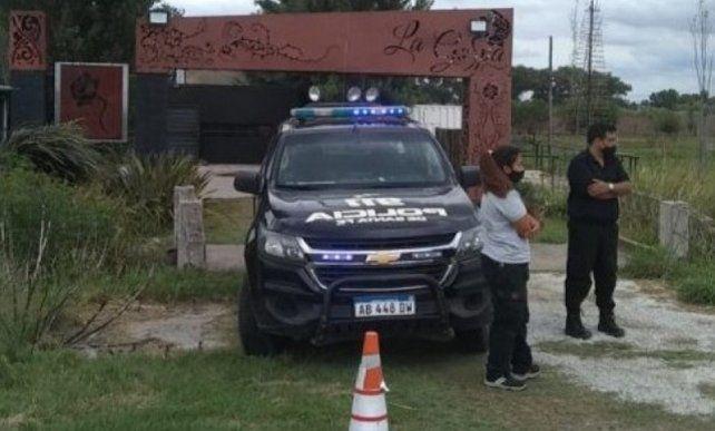 Santa Fe. La policía aplazó un cumpleaños cerca del Club Unión.