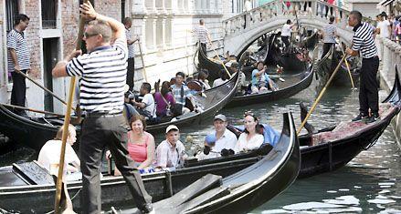 En Venecia es más fácil conseguir un diamante que un litro de leche