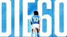 Napoli de Italia le dejó un video emotivo a Diego Maradona por su cumpleaños.