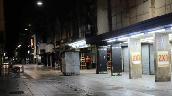 Buscan revitalizar el casco histórico con La noche de las peatonales