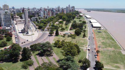 Rosario y la región enfrentan un par de días con condiciones de tiempo muy agradable.