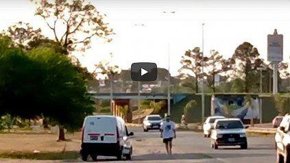 #UNOEnLaCalle Infracciones de tránsito en avenida uranga, Paraná