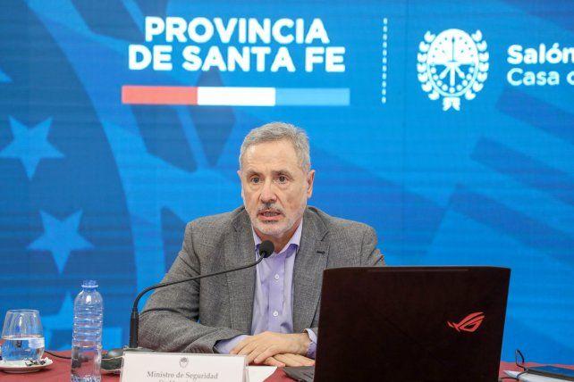 Pedido de informes al ministro de Seguridad Marcelo Sain por la ola de delito en Santa Fe