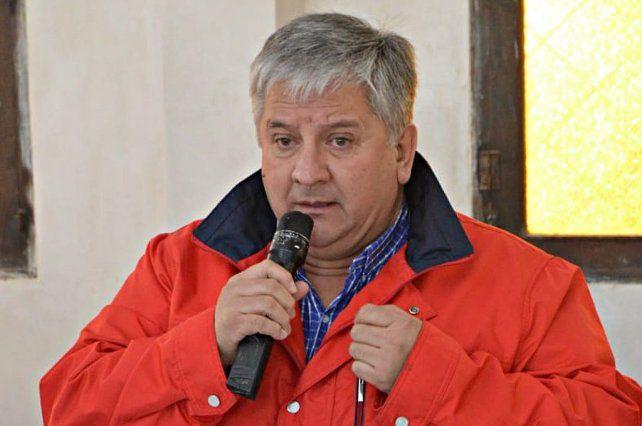 El presidente comunal de Timbúes y titular del Foro de Localidades Portuarias Santafesinas