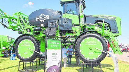Plan de internacionalización de la maquinaria agrícola