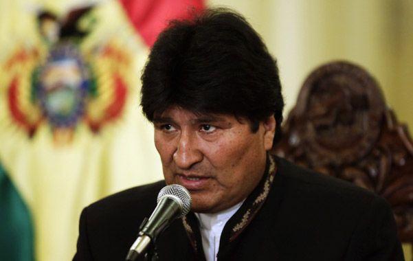 El gobierno de Evo Morales negó que los cárteles operen en Bolivia.