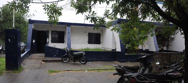 Los detenidos fueron alojados en la seccional 26ª de Villa Gobernador Gálvez.