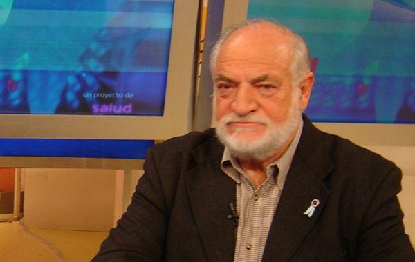 El Canchi Sylvestre Begnis fue ministro de Salud en la gestión de Obeid.
