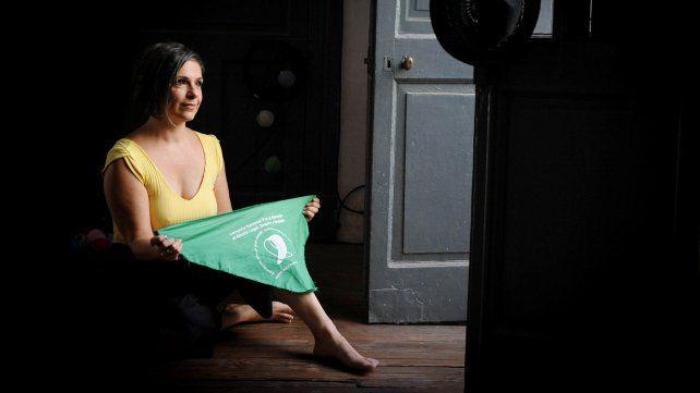 Dahiana Belfiori es activista feminista y escritora.