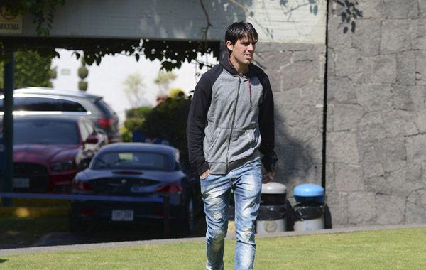 Mauro Formica podría volver a calzarse la camiseta rojinegra.