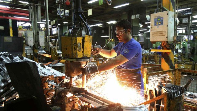 La industria metalúrgica muestra una recuperación del empleo.