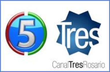 Los canales 3 y 5 inauguran una nueva torre para transmitir sus señales