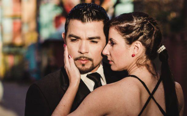 Bailar pegados. Sergio y Jorgelina darán clases y shows en Japón.