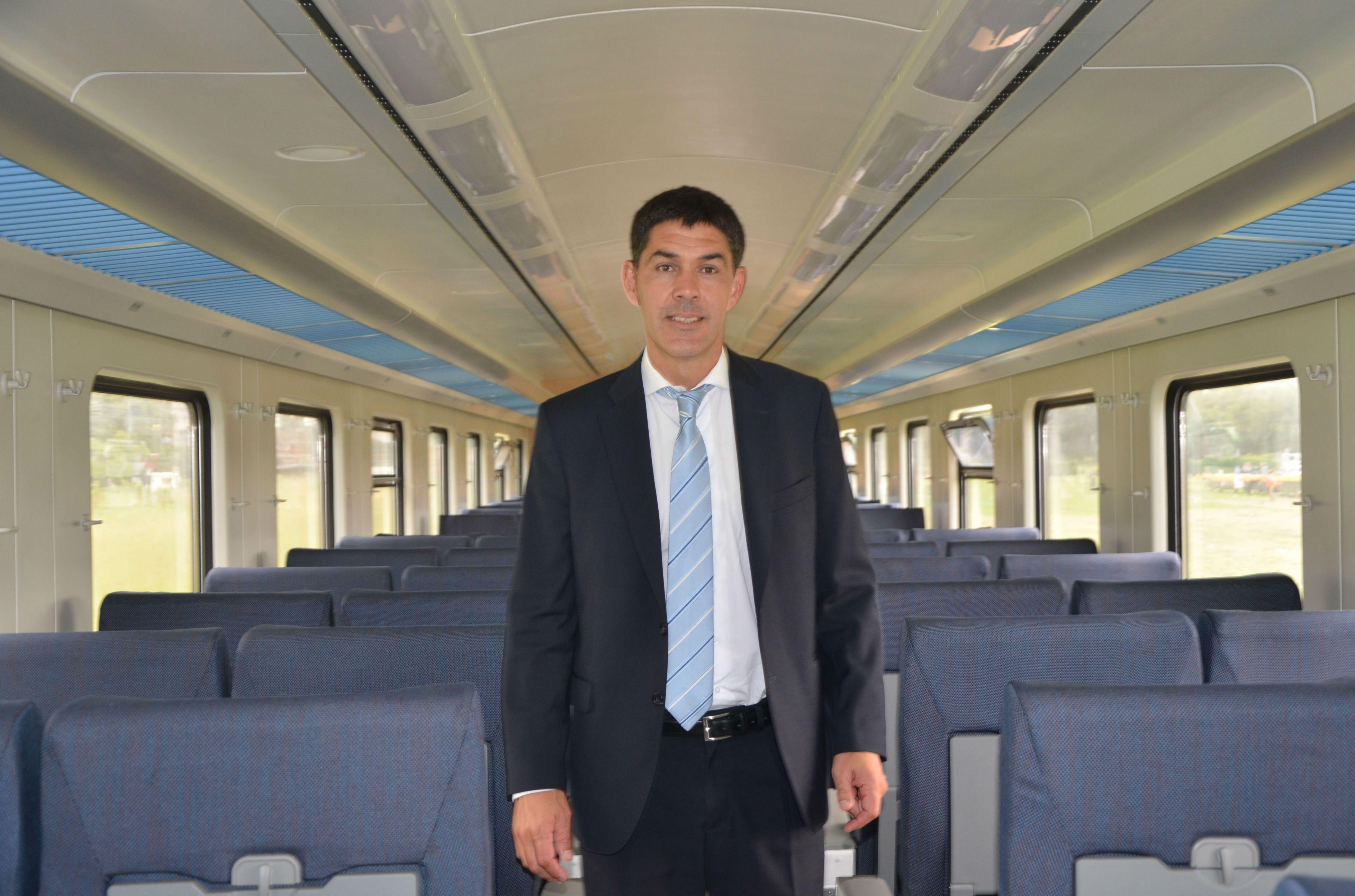 El secretario de Transporte de la Nación habló de las obras que planifican junto al gobierno provincial y municipal.