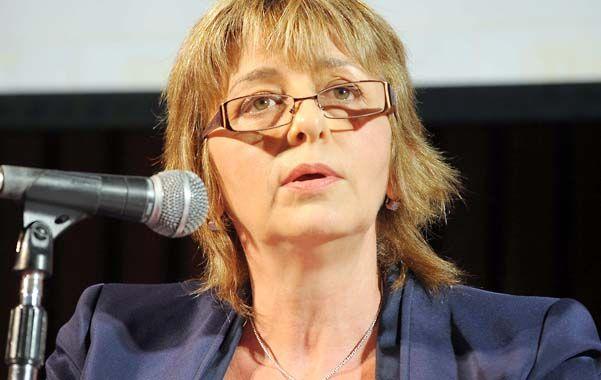 Gils Carbó fue criticada por su relación con la Casa Rosada. Justicia Legítima la defiende.