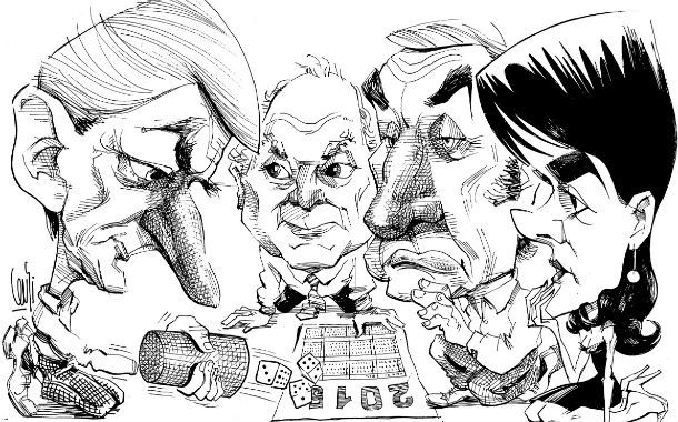La política santafesina piensa en 2015