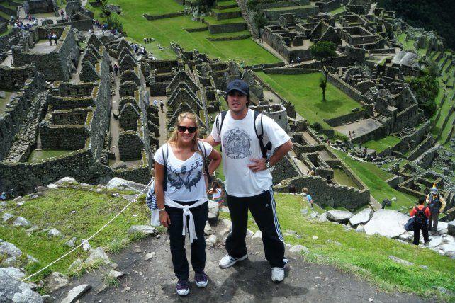 Machu Pichu: Mágico y vibrante.