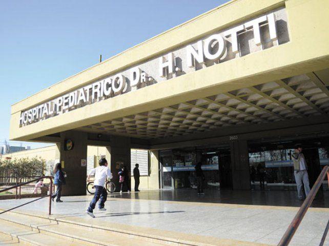El Hospital Pediátrico Notti