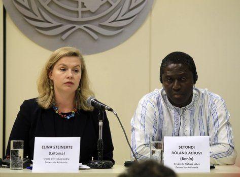ONU. El Grupo de Trabajo se preocupó por la selectividad de las detenciones con los sectores más vulnerables.