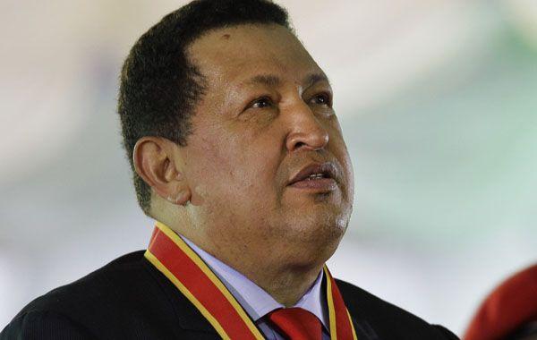 Chávez busca otra reelección.