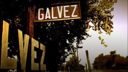 La ciudad de Gálvez está ubicada en el departamento San Jerónimo, a unos 130 kilómetros de Rosario.