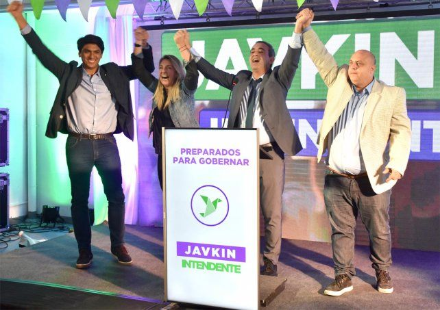 Javkin se impone en la interna del Frente Progresista y Sukerman es el más votado