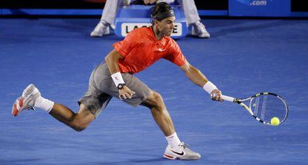 Nadal eliminó a Cilic y ya está en cuartos de Australia