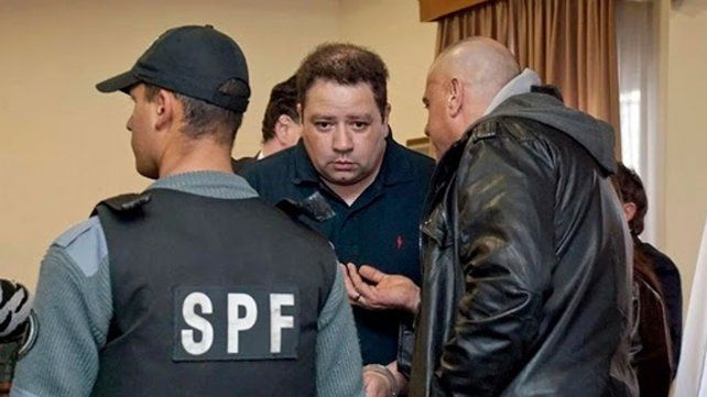 Mario Roberto Segovia está detenido en la cárcel de Ezeiza por distintas condenas vinculadas al contrabando de efedrina.