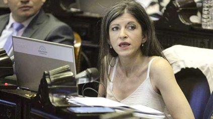 Se filtró un escandaloso audio de la diputada kirchnerista Fernanda Vallejos: trata a Alberto de enfermo y ocupa