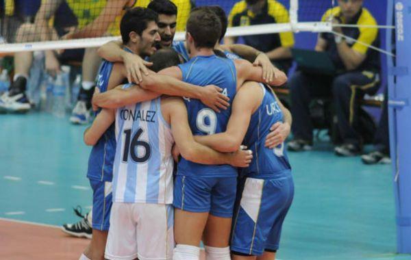 Bien unidos. Los jugadores argentinos deberán mejorar su juego en Mar del Plata