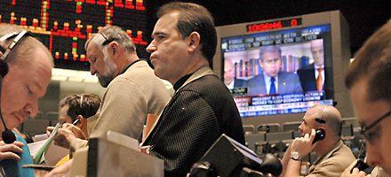 La volatilidad manda en el mercado
