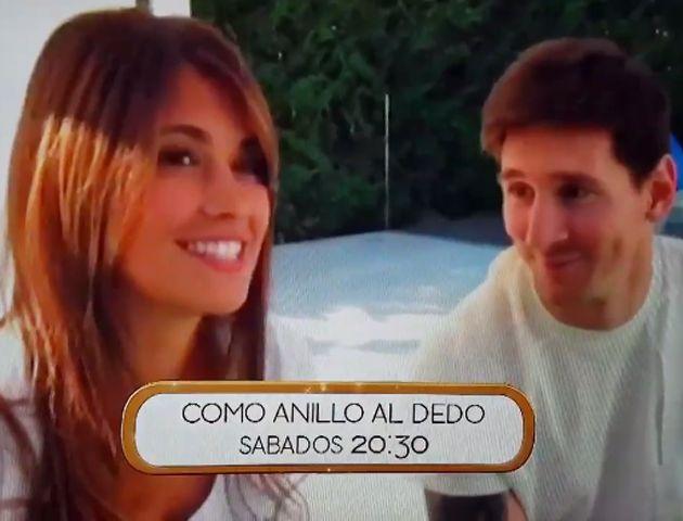 Antonella y Leo hicieron la previa via skipe para el programa de Nico Vazquez.