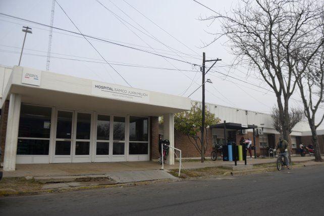 El hospital Juan Milich atiende a una vasta zona de influencia.