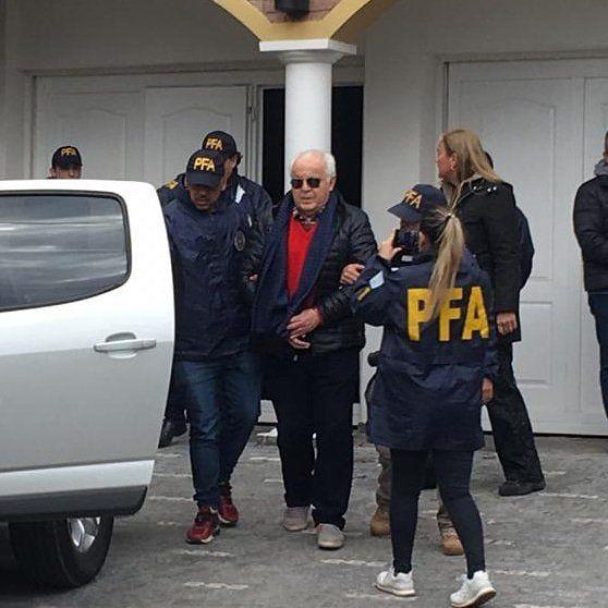 Detienen a un sindicalista portuario de San Lorenzo investigado por lavado
