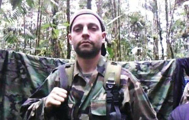 Quién es el argentino que fue herido en Bolivia y fue exguerrillero de las FARC colombianas