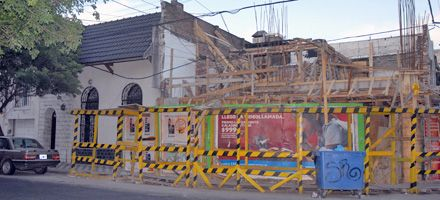 Suspenden 31 obras en construcción por faltas graves en seguridad