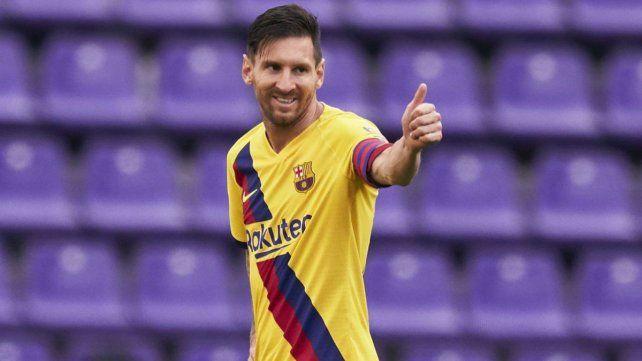 Lionel Messi estaría utilizando un colchón anticoronavirus