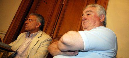 Tras la reunión, Usandizaga ratificó que son 3.900 las entradas para Newells