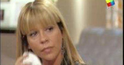 La viuda de Forza se levantó a los gritos de la mesa de Mirtha Legrand
