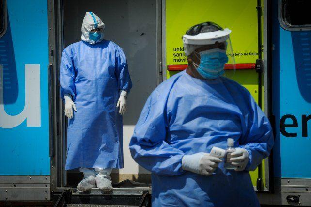 La ciudad de Rosario acumula 87 fallecimientos por coronavirus en lo que va de enero