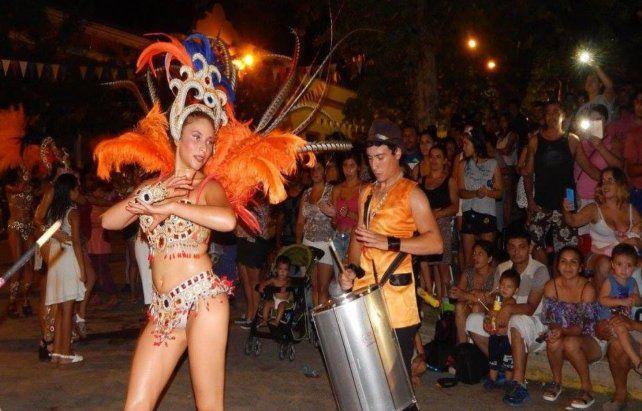 Desde Alto Verde aseguran que se trabaja todo el año para poder organizar este carnaval.