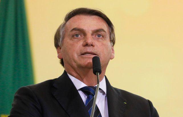 Poder. Jair Bolsonaro ha creado una alianza muy firme con Trump.