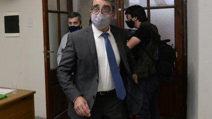 Armando Traferri, senador provincial del peronismo.