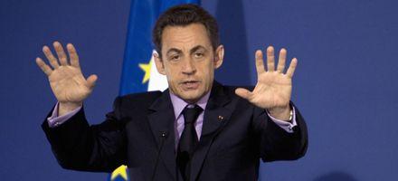 Según sondeo el presidente francés, Nicolas Sarkozy, sigue perdiendo popularidad