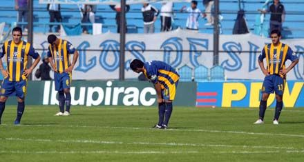 Central empató con Gimnasia en Jujuy y continuará en la B Nacional