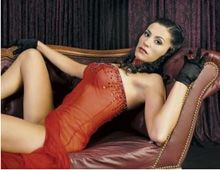 Los argentinos eligieron a la mujer ideal para pasar una noche hot