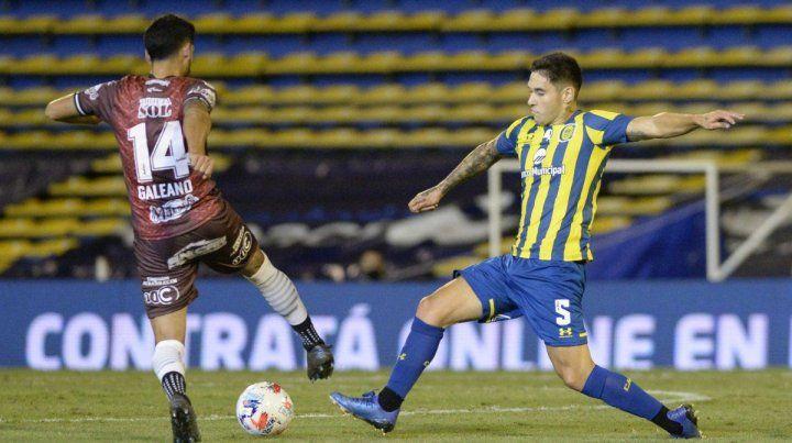 Villagra continuará su carrera en Talleres.