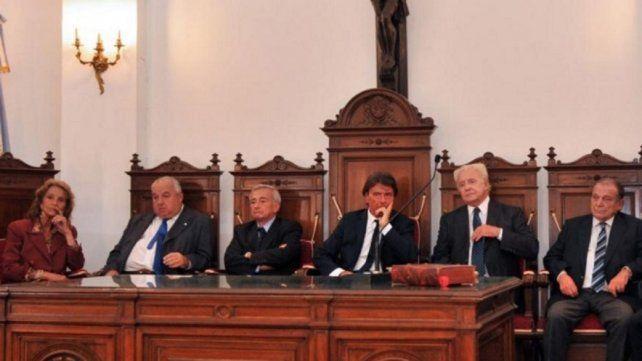 La Corte Suprema deberá decidir sobre el planteo de la comisión de Acuerdos sobre la demanda de Marcelo Sain.
